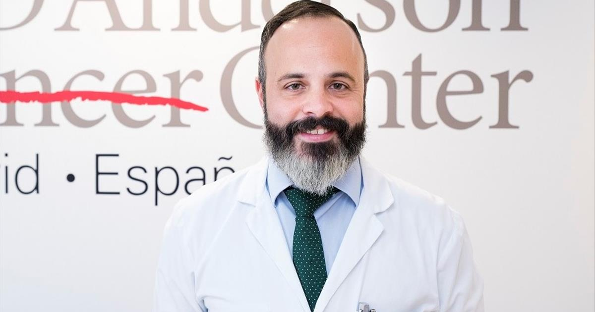 News Md Anderson Cancer Center Madrid
